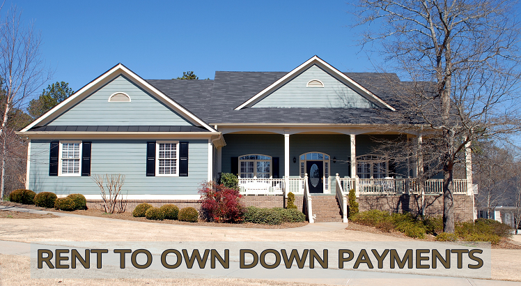 Rent to Own Down Payment