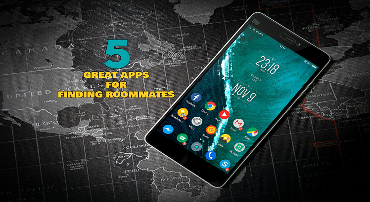 5 Apps Finding Roommates